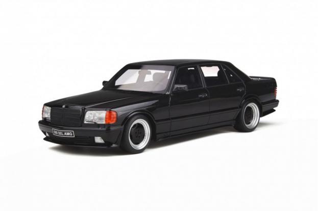 Ottomobile Mercedes 560 6.0 SEL AMG W126 Black