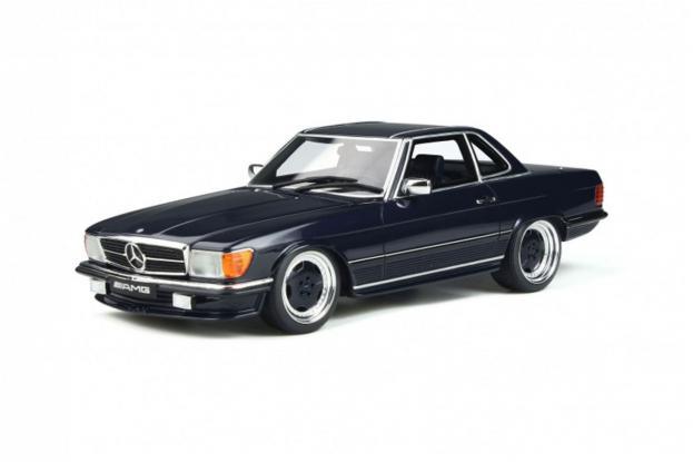 Ottomobile Mercedes 560 AMG R107 Blue