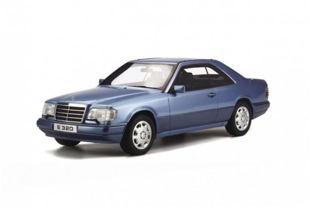 Ottomobile Mercedes E320 Coupe C124 Blue