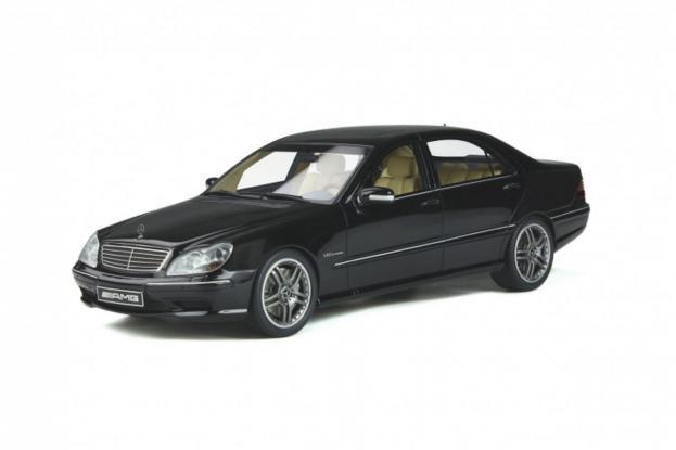 Ottomobile Mercedes S65 AMG W220 Black
