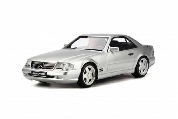 Ottomobile Mercedes SL73 AMG R129 Silver