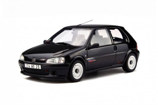 Ottomobile Peugeot 106 Rallye Black