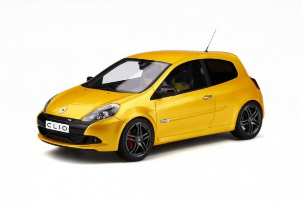 Ottomobile Renault Clio 3 RS Yellow