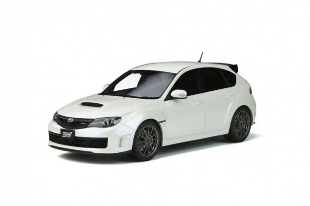 Ottomobile Subaru Impreza STI WRX R205 Grey