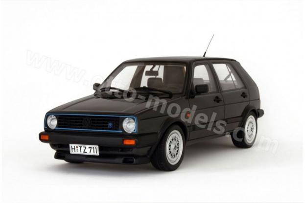 Ottomobile Volkswagen Golf 2 GTI G60 Black