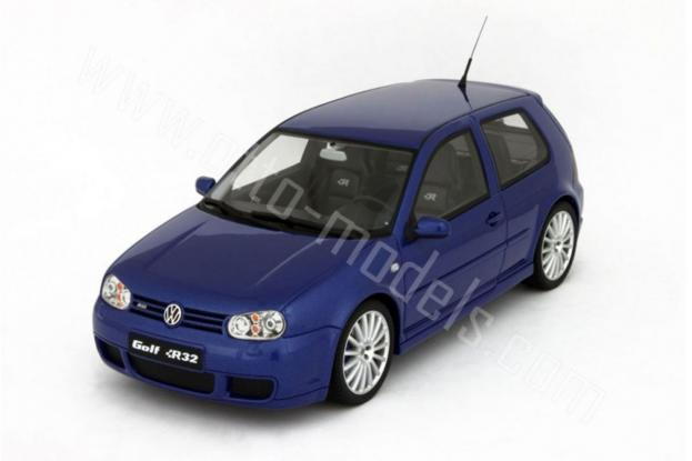 Ottomobile Volkswagen Golf IV R32 Blue