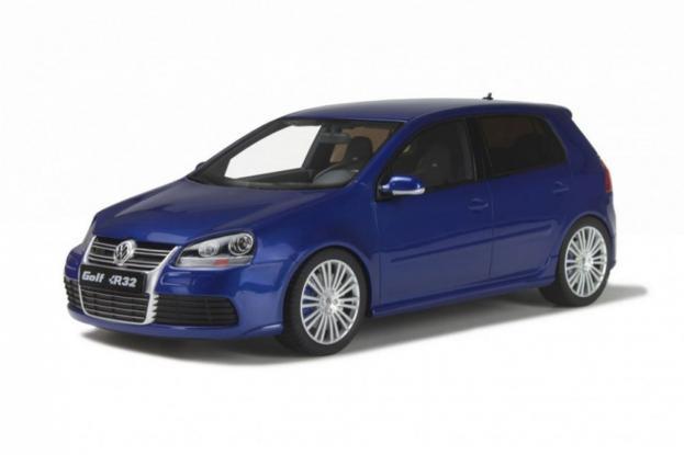 Ottomobile Volkswagen Golf V R32 Blue