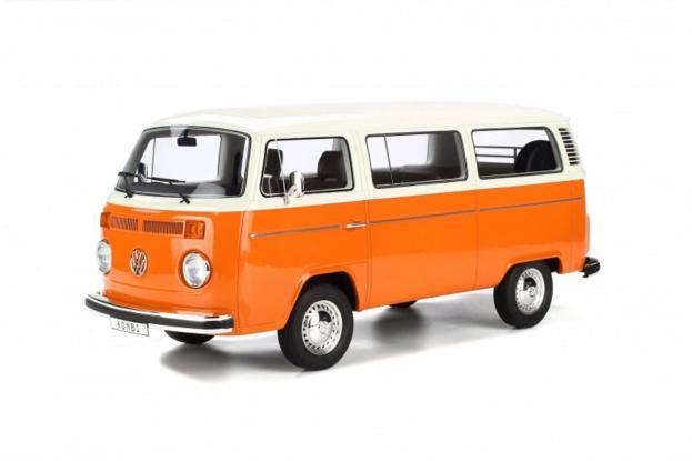 Ottomobile Volkswagen Kombi T2 Orange
