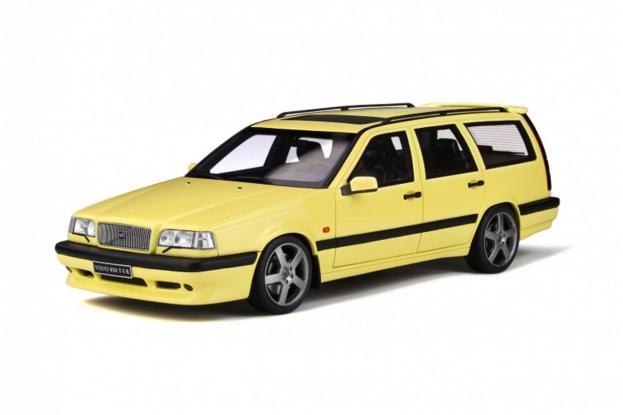Ottomobile Volvo 850R estate Amarillo