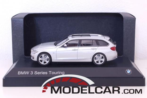 Paragon BMW 335i touring f31 Silver