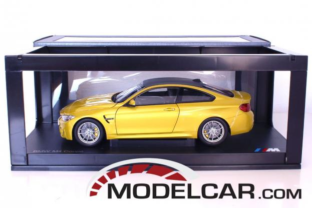 Paragon BMW M4 coupe F82 Yellow