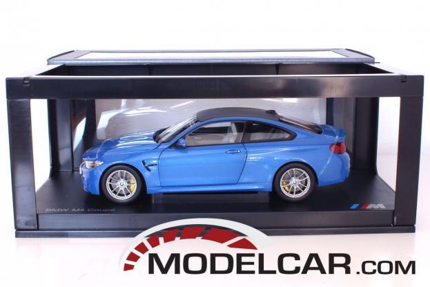 Paragon BMW M4 coupe F82 Blue