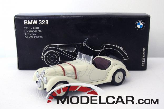 Schuco BMW 328 Beige
