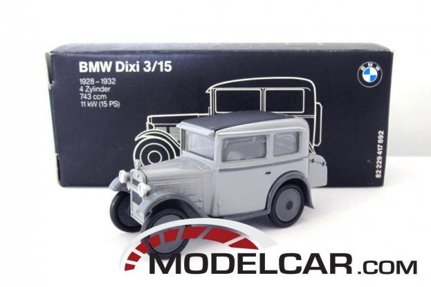 Schuco BMW Dixi Grey