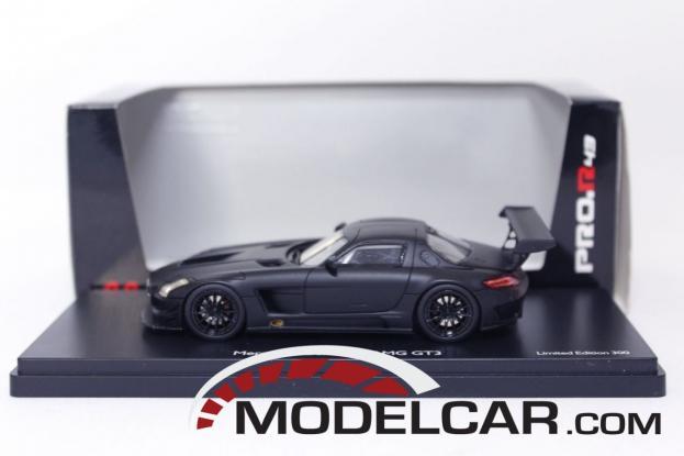 Schuco Mercedes SLS AMG Black