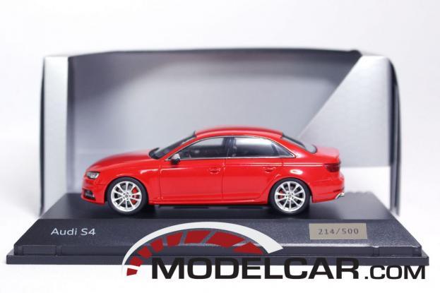 Spark Audi S4 sedan B9 Red