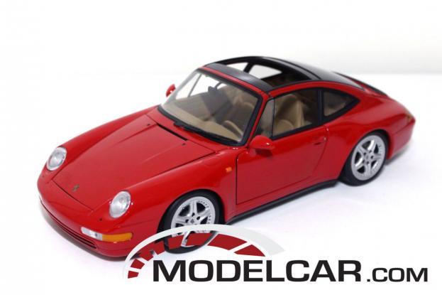 UT models Porsche 911 993 Targa Red