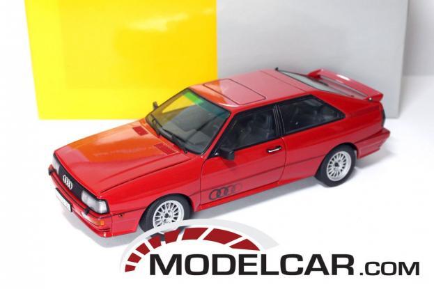 Autoart Audi Quattro 1988 Red