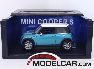 Autoart Mini Cooper S R53 Blue