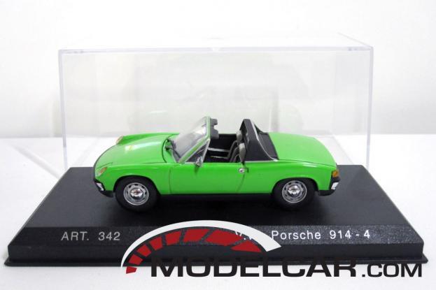 Detailcars Porsche 914 Green