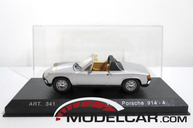 Detailcars Porsche 914 Silver
