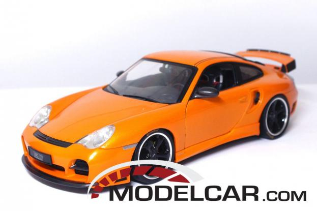 Hot Works Porsche 911 996 Turbo Orange
