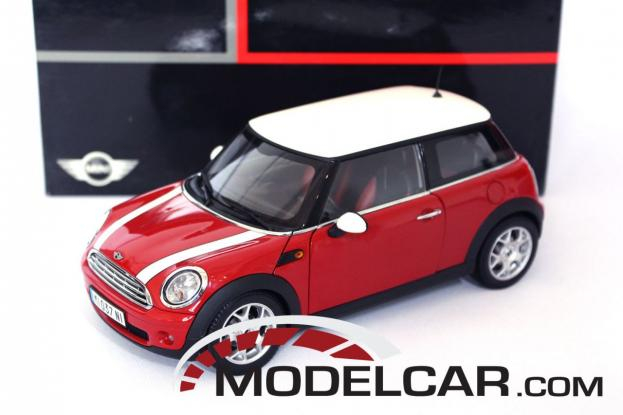 Kyosho Mini Cooper R56 Red