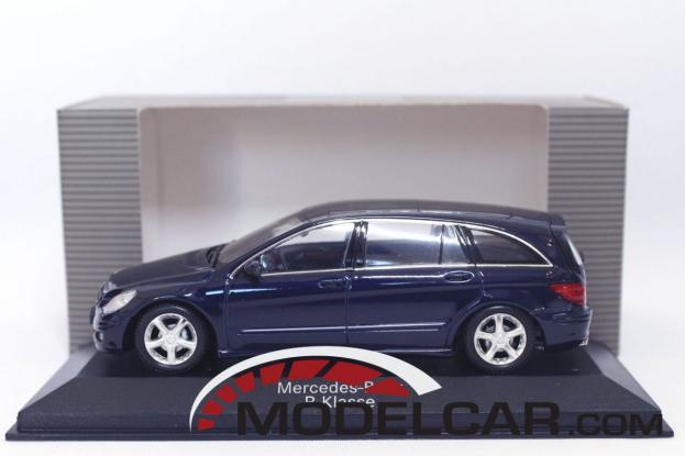 Minichamps Mercedes R-Class W251 Blue