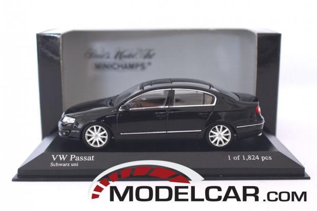 Minichamps Volkswagen Passat B6 Black