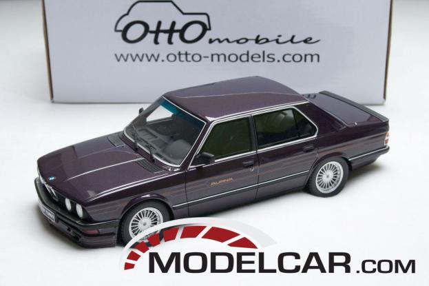 Ottomobile Alpina B7 Turbo e28 Purple