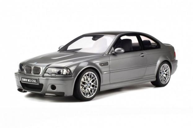 Ottomobile BMW M3 CSL e46 Silver