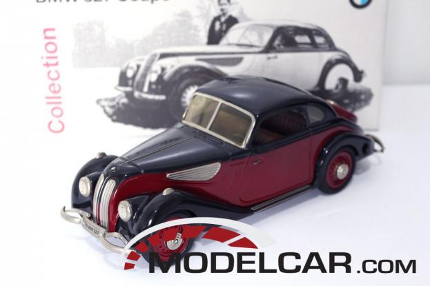 Schuco BMW 327 coupe Red