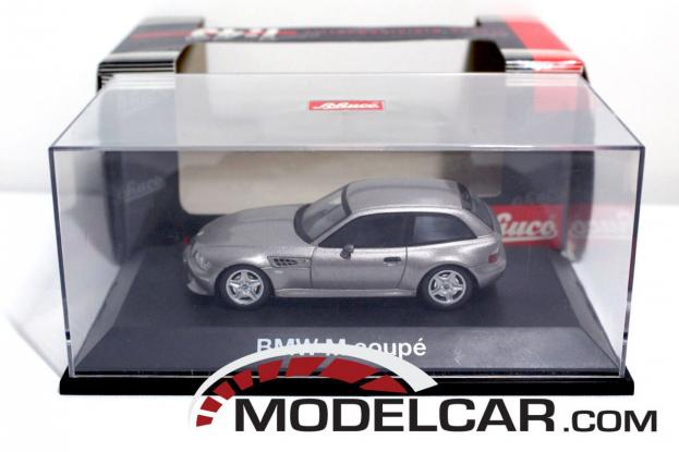 Schuco BMW Z3 M coupe Grey