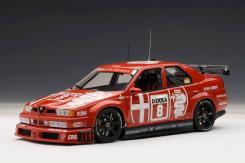 AUTOart Alfa Romeo 155 V6 TI DTM Winner 1993 Larini 8 89303