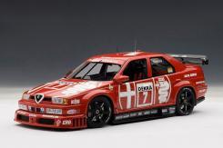 AUTOart Alfa Romeo 155 V6 TI DTM Winner 1993 Nannini 7 89304