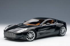 AUTOart Aston Martin One-77 2009 Black Pearl 70241