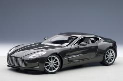 AUTOart Aston Martin One-77 2009 Spirit Grey 70242