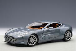 AUTOart Aston Martin One-77 2009 Villa D Este Blue 70243