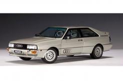 AUTOart Audi Quattro LWB 1988 Silver Metallic 70303