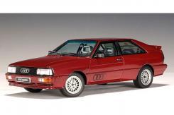 AUTOart Audi Quattro LWB 1988 Tizianred Metallic 70304