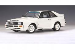 AUTOart Audi Sport-Quattro SWB 1984 White 70312