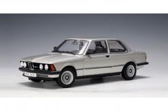 AUTOart BMW 323i E21 Polaris Silver 1977 75112