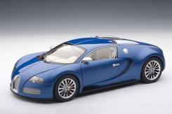 AUTOart Bugatti EB Veyron 16.4 2009 Bleu Centenaire Blue Metallic 70951