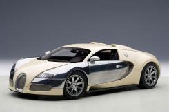 AUTOart Bugatti EB Veyron 16.4 L Edition Centenaire 2009 White 70959