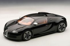 AUTOart Bugatti EB Veyron 16.4 Sang Noir 2009 Black 70961