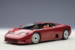 AUTOart Bugatti EB110 GT 1991 Dark Red 70977