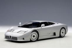 AUTOart Bugatti EB110 GT 1991 Silver 70979