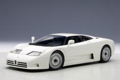 AUTOart Bugatti EB110 GT 1991 White 70978