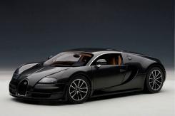AUTOart Bugatti Veyron Super Sport Carbon Black 70937