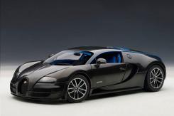 AUTOart Bugatti Veyron Super Sport Edition Merveilleux Black 70934